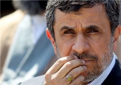 چرا احمدی نژاد نتوانست از بقایی عیادت کند؟