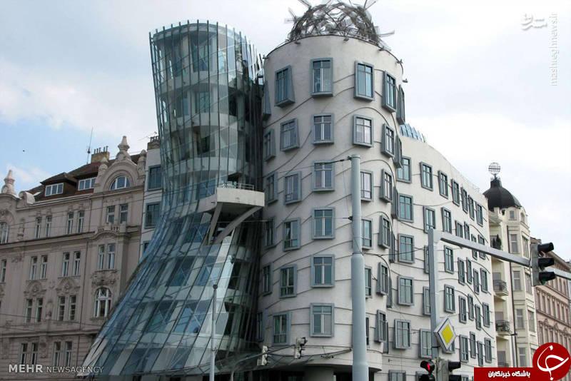 عجیبترین ساختمانهای دنیا
