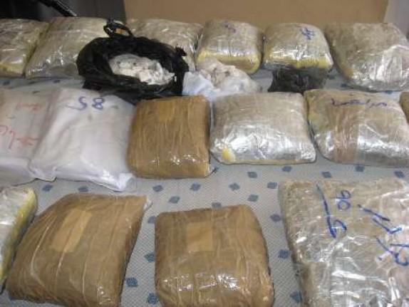 کشف یک تن و ۵۳۶ کیلوگرم مواد مخدر در سیستان و بلوچستان