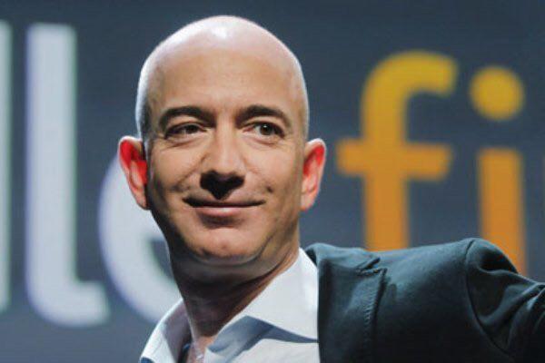 عنوان ثروتمندترین مرد جهان به صاحب فروشگاه اینترنتی آمازون رسید