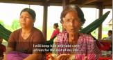 باشگاه خبرنگاران -باور عجیب زن کامبوجی؛ شوهرم تبدیل به گاو شده است + تصاویر