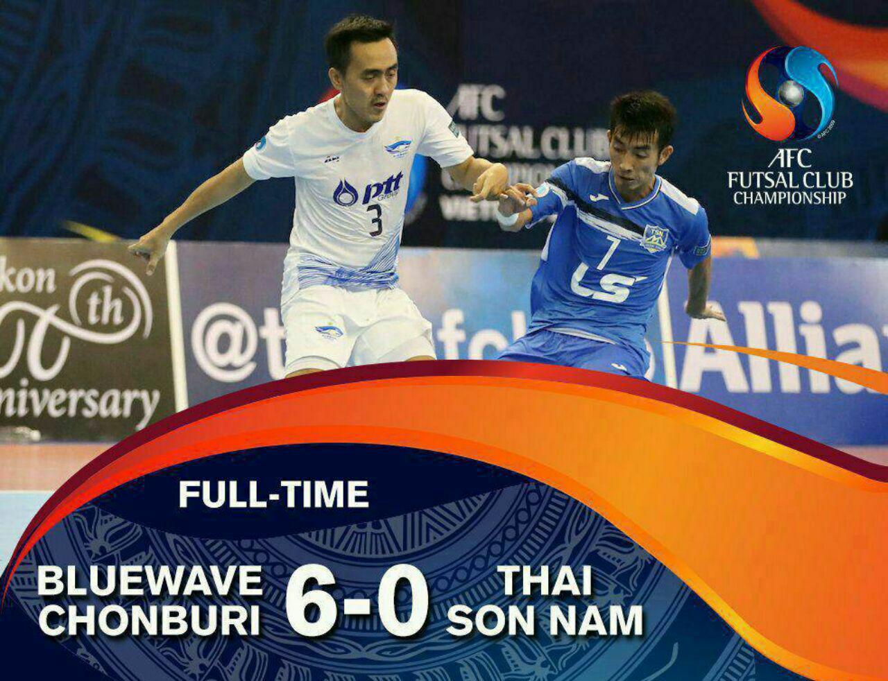 اولین فینالیست جام باشگاه های فوتسال آسیا مشخص شد
