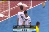 باشگاه خبرنگاران -الریان قطر ۲ -  ۳ گیتی پسند ایران/ پایان نیمه نخست