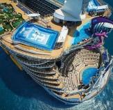 باشگاه خبرنگاران - بزرگترین کشتی تفریحی جهان +عکس