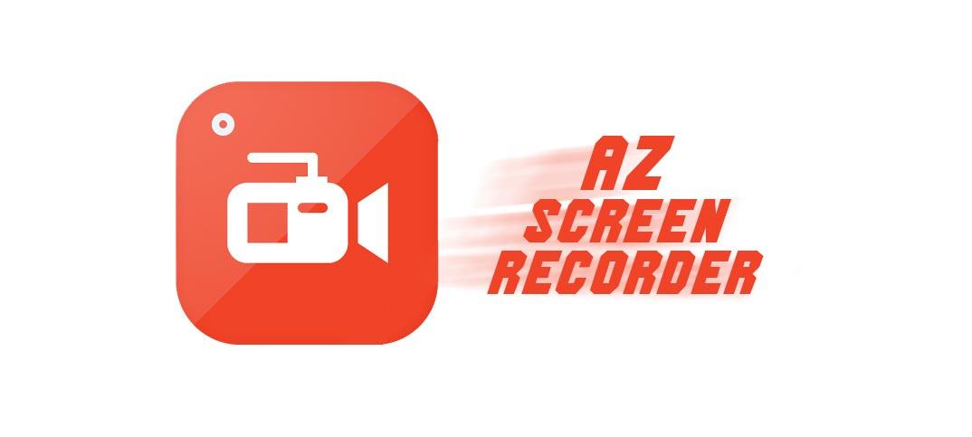 دانلود AZ Screen Recorder 5.0.2 برنامه ضبط فیلم از صفحه نمایش اندروید