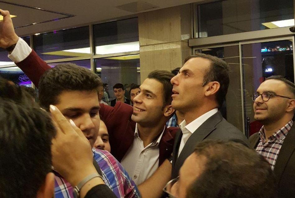 حاشیه های مراسم برترین های لیگ شانزدهم فوتبال