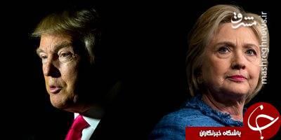روایت معتبرترین نظرسنجیها از مفتضحترین رییس جمهور تاریخ آمریکا + تصاویر