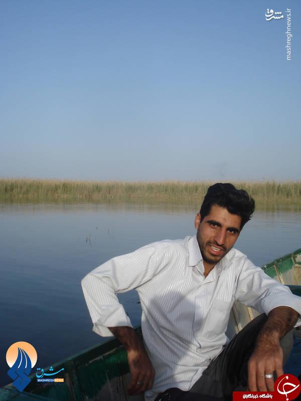 شهیدی که از پشت بیسیم خبر شهادتش را اعلام کرد +تصاویر