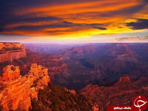 زیباترین مناطق طبیعی جهان+ تصاویر