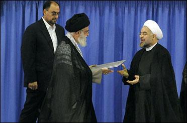 مراسم تنفیذ حجت الاسلام روحانی 12 مرداد برگزار میشود