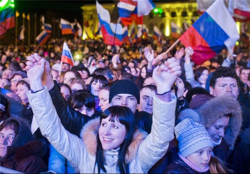 خوشحالی مردم روسیه از قاطعیت کشورشان در برابر آمریکا