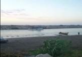 باشگاه خبرنگاران -نمایی از رودخانه زیبا و آرامبخش در بابلسر + فیلم