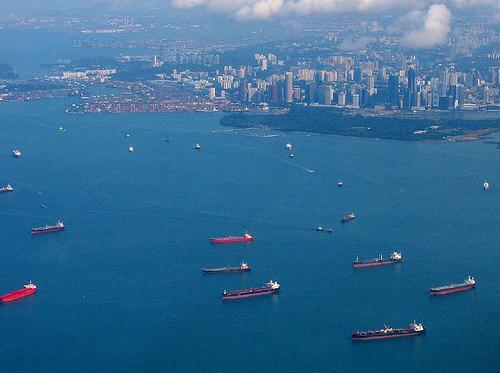 سنگاپور کشوری مدرن و ثروتمند