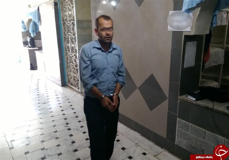 شیطان پارس آباد: وجدانم راحت است نه آتنا را آزار دادم نه او را کشتم + عکس