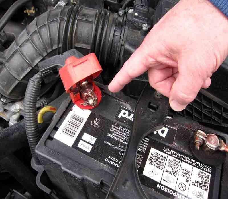باتری اتومبیل