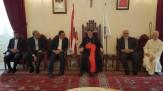باشگاه خبرنگاران - جابری انصاری با رهبر مسیحیان مارونی لبنان دیدار کرد