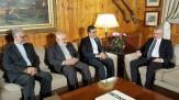 باشگاه خبرنگاران - جابری انصاری با رئیس جریان المرده دیدار کرد