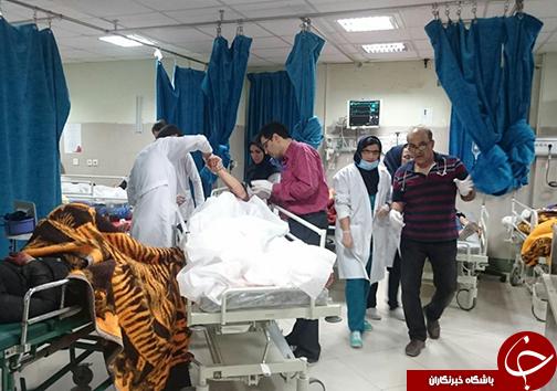 ۱۰ کشته و ۳۰ زخمی در واژگونی اتوبوس حامل دانش آموزان
