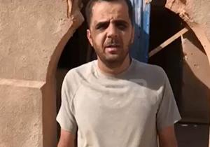 آزادی خلبان سوری از اسارت تروریست ها + تصاویر