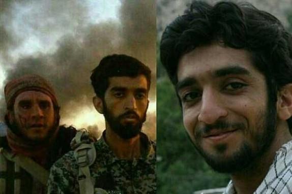 پرپایی موکب در مسیر تشییع شهید حججی