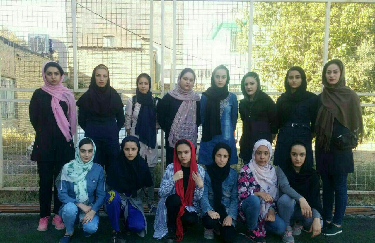 درخشش بانوان قوچانی در مسابقات استانی ووشو مشهد