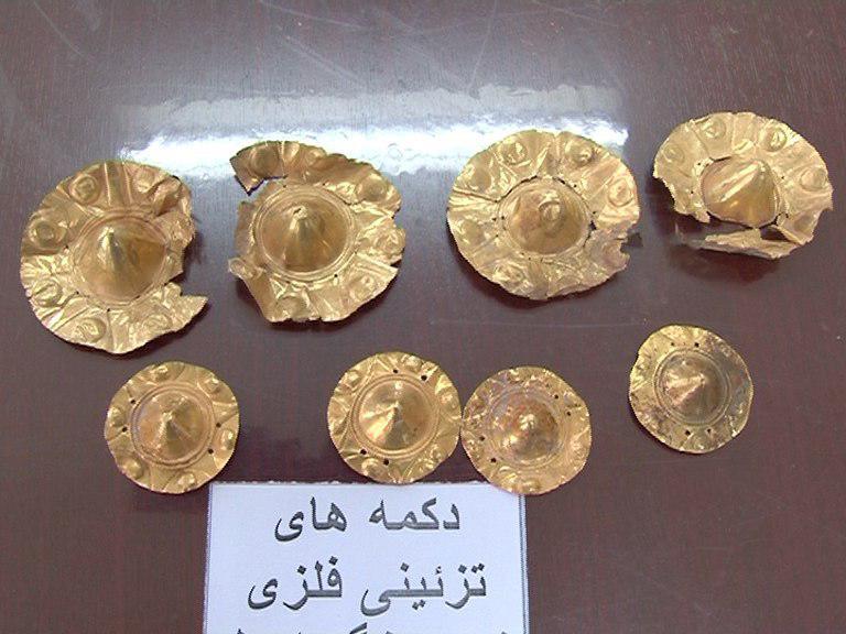 کشف محموله اشیاء عتیقه قاچاق در تبریز