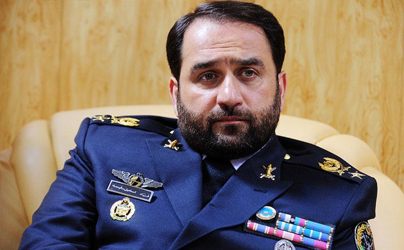 آسمان ایران امن ترین آسمان جهان است/۳۷۰۰ نقطه پدافندی در کشور داریم