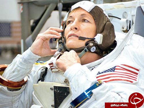 ثبت رکورد بیشترین اقامت در فضا میان فضانوردان آمریکایی+ تصاویر