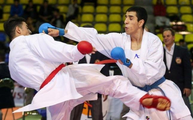 برگزاری مسابقات  بینالمللی کاراته در ایلام