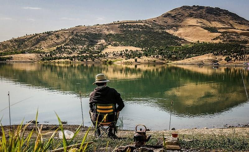 ماهیگیری به ظالمانهترین شیوه ممکن + فیلم