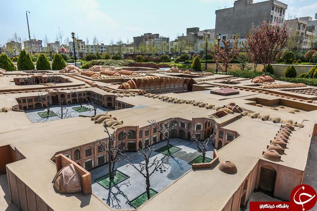 تجربه این سفر را از دست ندهید / بدون خروج از تهران به بناهای ثبت جهانی شده سرار ایران سفر کنید + تصاویر