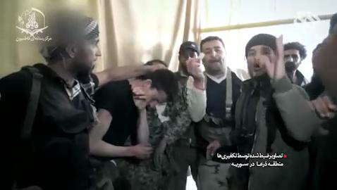 وحشیگریهای داعش از زبان رزمنده آزاد شده از اسارت+ فیلم