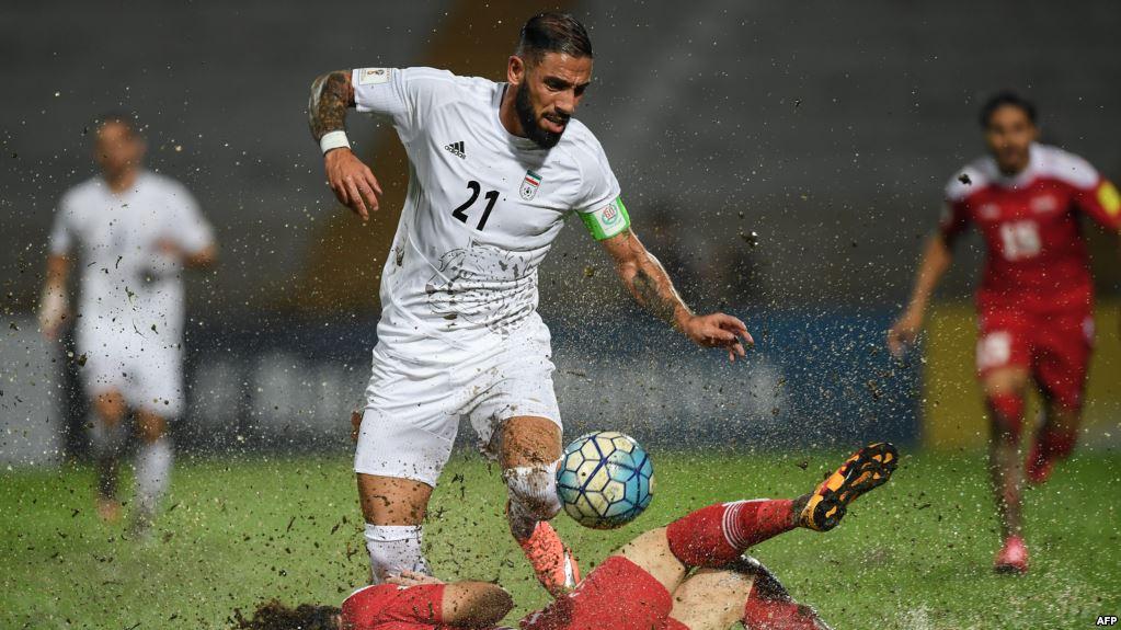 ستاره های تیم ملی سوریه را بشناسید