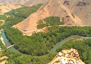 باشگاه خبرنگاران -روستایی که در پیچ و خم زاینده رود محاصره شده است + فیلم