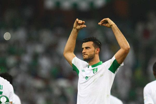 بازیکن تیم فوتبال سوریه:ایران تیم پر قدرتی است