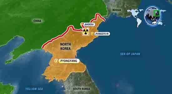 آیا اولین حمله اتمی کرهشمالی از مرکز نظامی-هسته ای