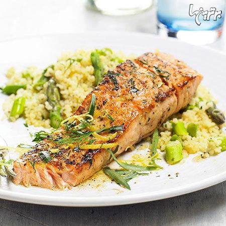 ۵ دستور پخت ماهی سالمون