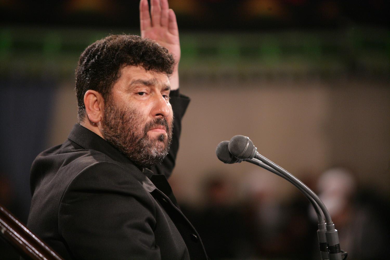 سعید حدادیان: هرکسی که مسجد نرفته، مداح نمیشود