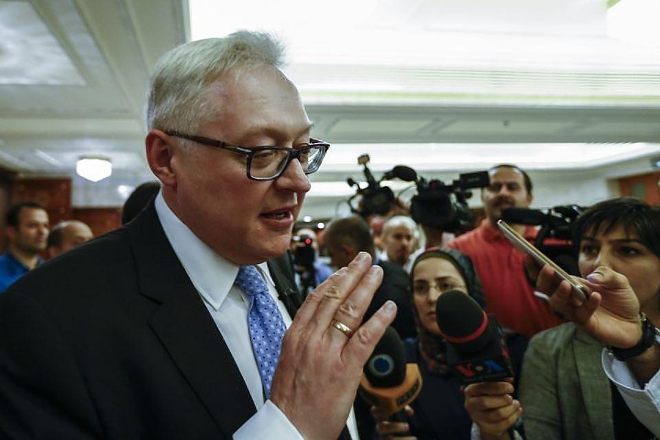 واکنش روسیه به گسترش سامانه موشکی تاد آمریکا در کره جنوبی