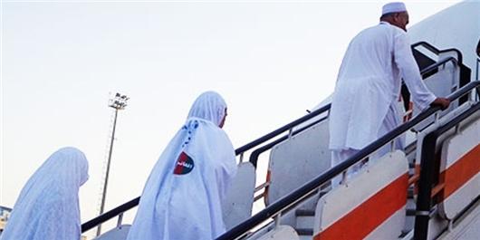 بازگشت حجاج افغانستان از فردا آغاز میشود