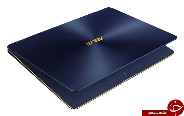 ایسوس Zenbook Flip S خود را به پردازنده نسل جدید اینتل مجهز کرد