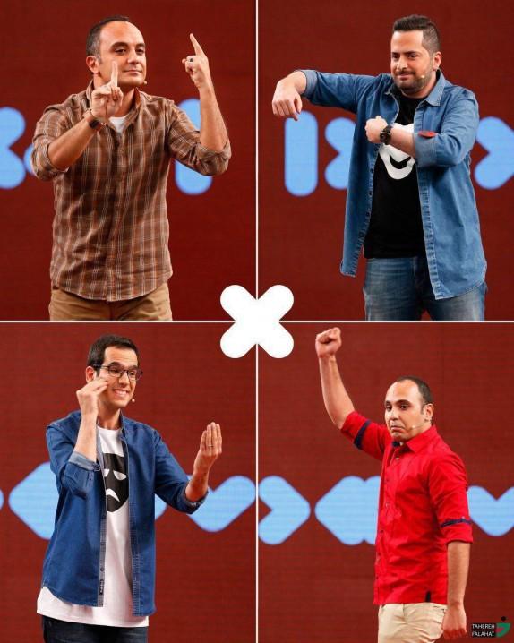 رقابت نفسگیر مسابقه ادابازی در شب دوم/ گروه صدا سیما احسان کرمی را حذف کرد