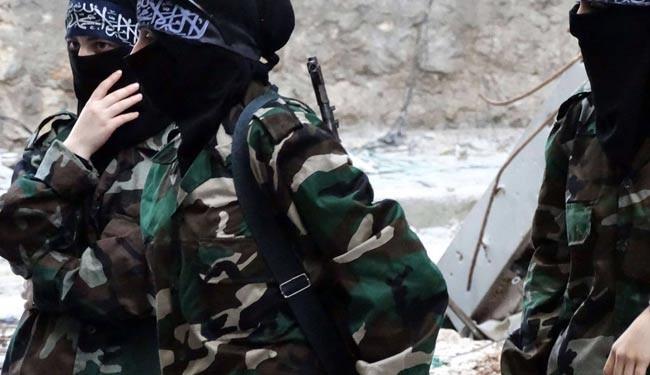 استفاده داعش از زنان در جنگ، ترفندی برای جبران کمبود نیرو
