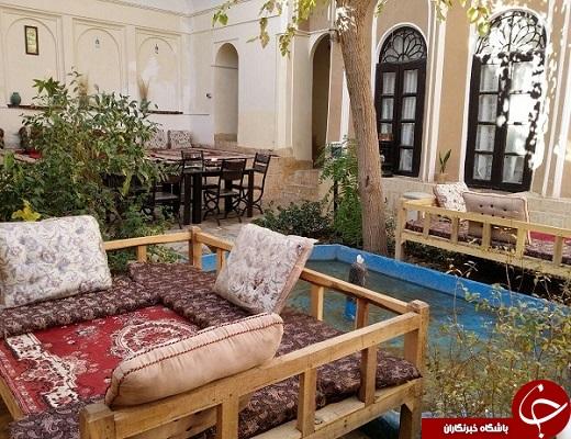افزایش اقامتگاه بوم گردی در استان یزد+تصویر