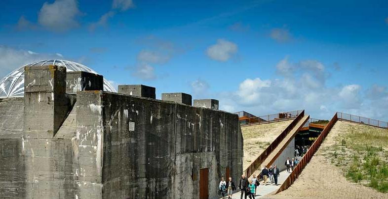 موزهای مخفی زیر تپههای شنی