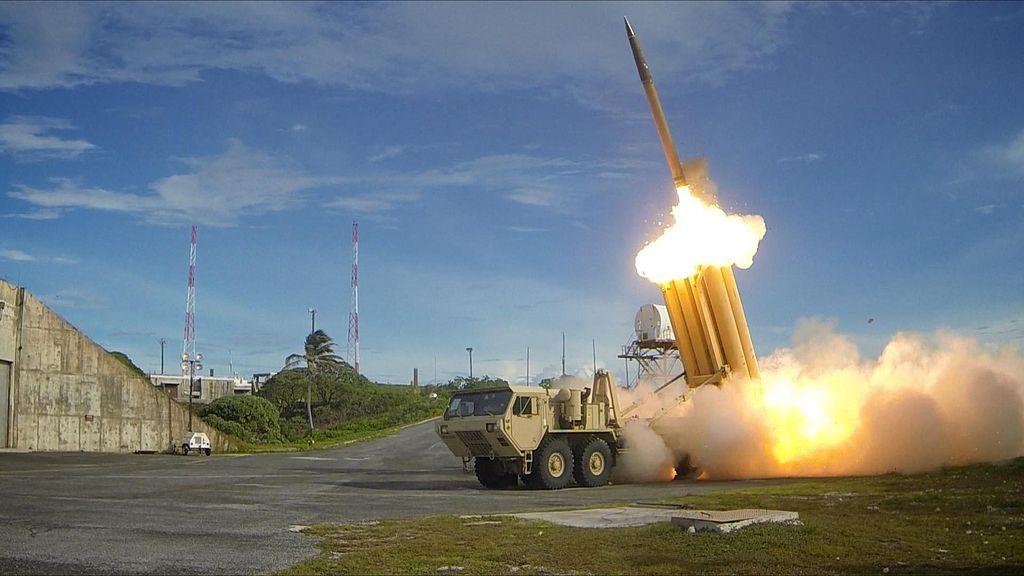 درخواست چین از آمریکا برای توقف استقرار سامانه موشکی تاد در کره جنوبی
