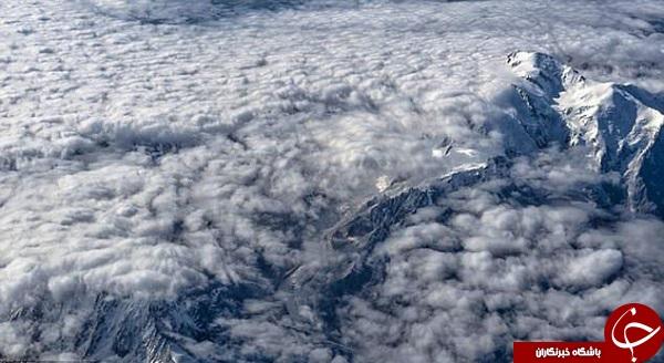 تصاویر هوایی فوقالعاده زیبا توسط خلبان خوشذوق