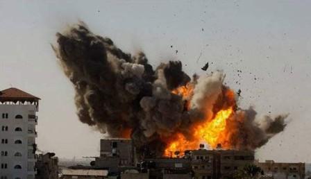 حماس حملات جنگندههای اسرائیلی به «حماه» سوریه را محکوم کرد