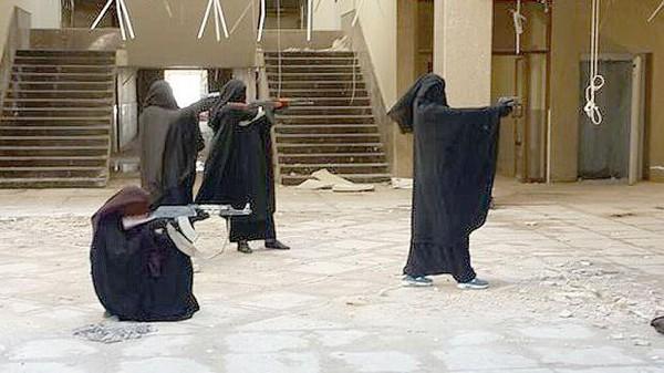 هلاکت سرکرده گردان زنان داعشی در کرکوک