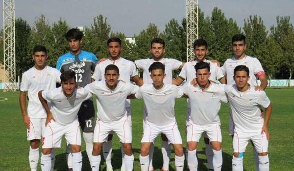 اسامی بازیکنان اعزامی تیم جوانان ایران به عمان اعلام شد